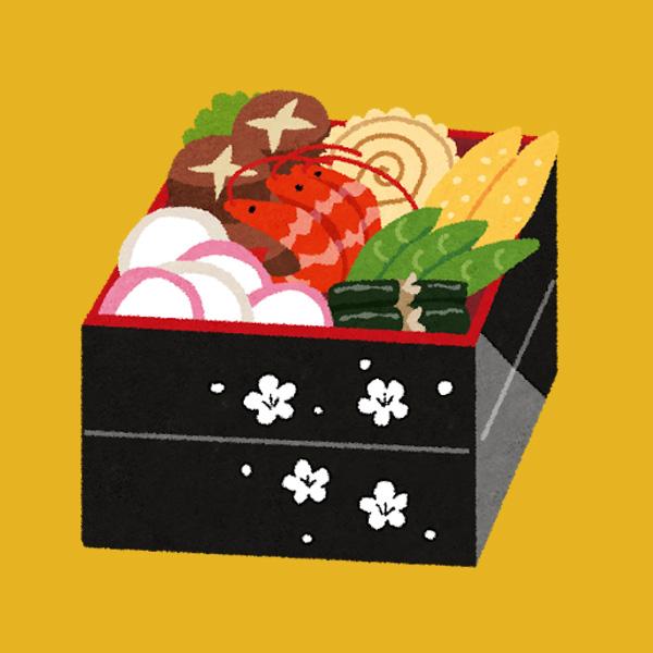 【ヤフーの通販おせち】小さい黒豆&味のしない伊達巻にガッカリ