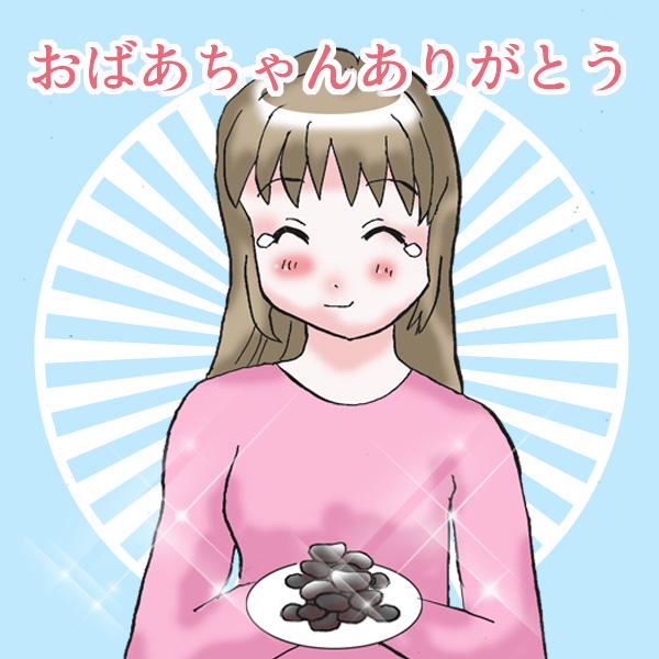 祖母手作りの黒豆はつやつやの絶品。甘すぎずしつこくない味の再現に悪戦苦闘
