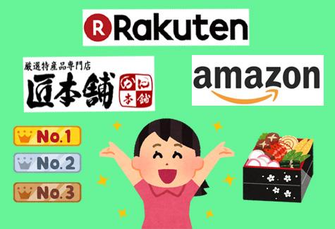 【匠本舗・楽天・アマゾン】人気ランキング